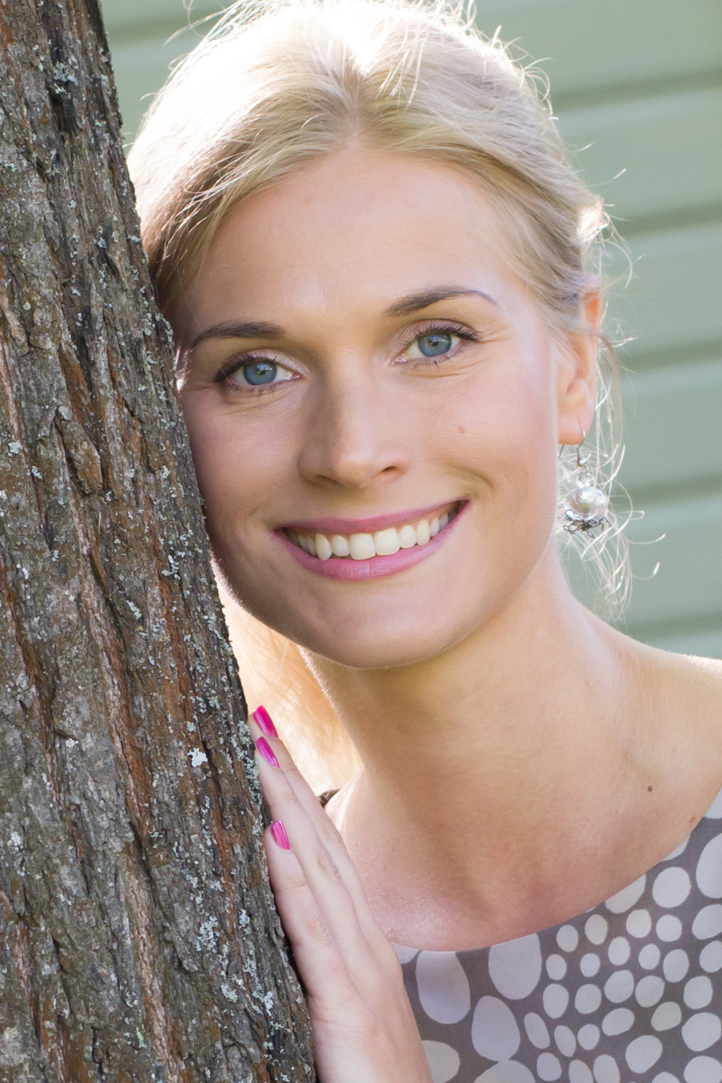 Helena Väljaste portree